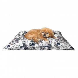 Floral Doggie Duvet, medium