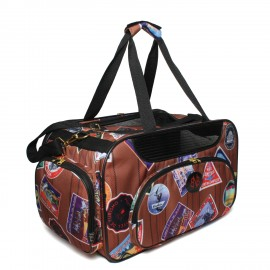 Traveler Weekender Pet Carrier